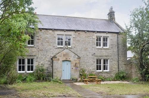 Big Cottages - Gorgeous Hexham Lodge S83324