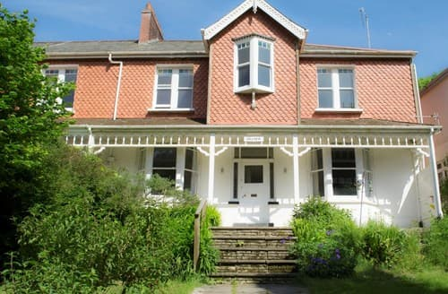 Big Cottages - Attractive Ilfracombe House S83361