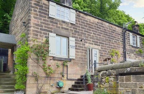Last Minute Cottages - Quaint Matlock Cottage S83406