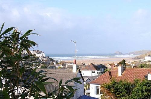 Last Minute Cottages - Captivating Perranporth Central Cottage S83535