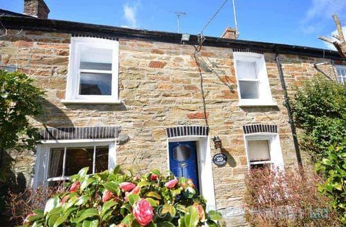 Last Minute Cottages - Attractive Central St Agnes Cottage S83559