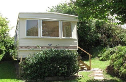 Last Minute Cottages - Failte Caravan No 9