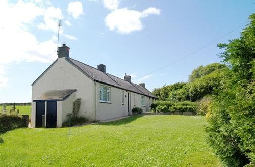 Last Minute Cottages - Superb Mathry Cottage S71860