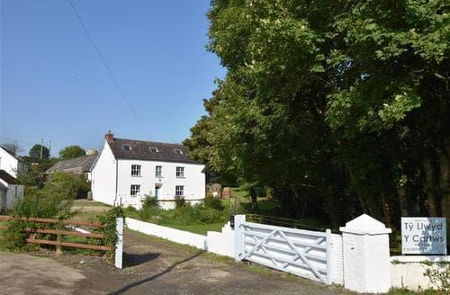 Big Cottages - Wonderful Crosswell Cottage S71769