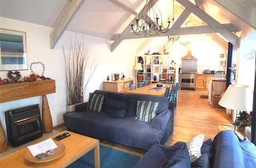 Big Cottages - Gorgeous Pembroke Cottage S71665