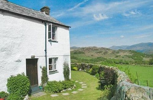 Last Minute Cottages - Cosy Ulpha And The Duddon Valley Cottage S18673