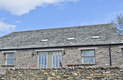Last Minute Cottages - GHYLL BANK BARN