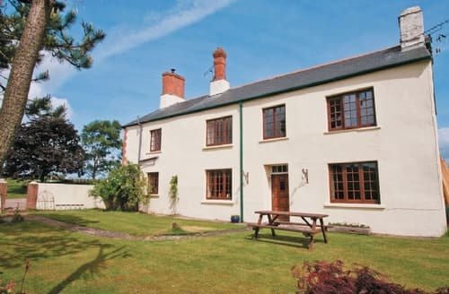 Big Cottages - Luxury Chulmleigh Cottage S19016