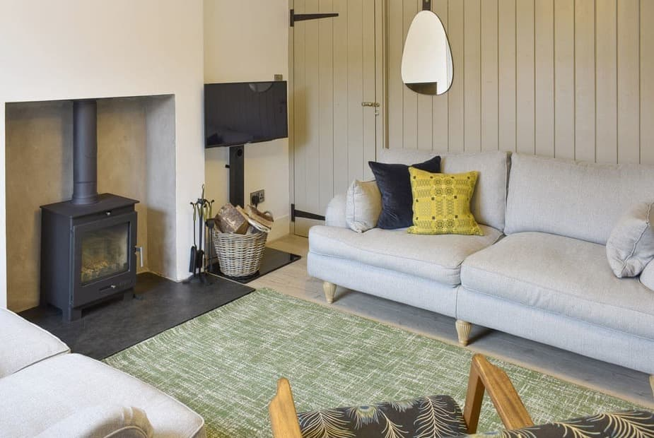 Stylish living room   Blackcombe Cottage, Windermere - Black Coombe Cottage