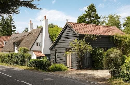Last Minute Cottages - Superb Saxmundham Cottage S84033