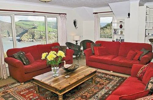 Last Minute Cottages - Exquisite Combe Martin Cottage S19082