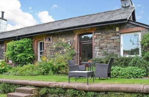 Last Minute Cottages - Stunning Coniston And Grizedale Cottage S84035