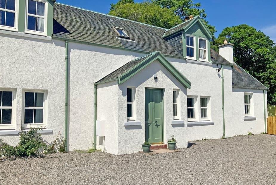 Stunning farmhouse  | Balmore Farmhouse, Scaniport, near Inverness - Balmore Farmhouse