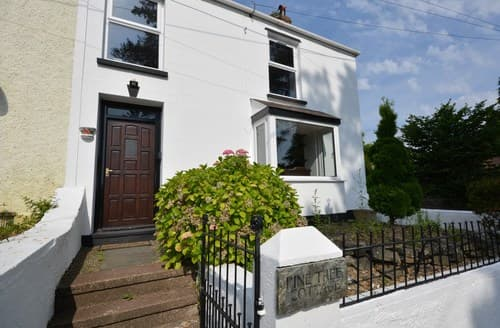 Big Cottages - Gorgeous Saundersfoot Cottage S84188