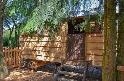 Last Minute Cottages - Cowboy Hut