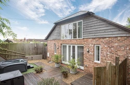 Last Minute Cottages - Stunning Winchester Cottage S84262