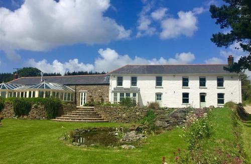 Last Minute Cottages - Tregoninny Farmhouse