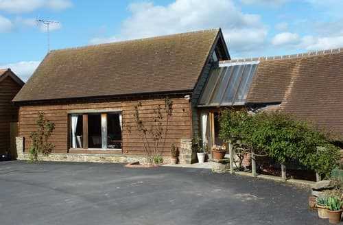 Big Cottages - Beautiful Ludlow Barn S84394