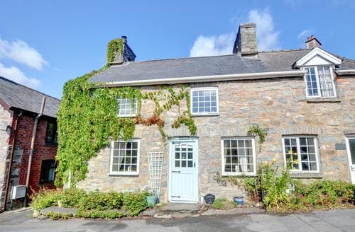 Last Minute Cottages - Inviting Rhayader Cottage S84507