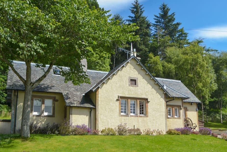 Exterior | The Holiday Cottage, Dornoch - The Holiday Cottage