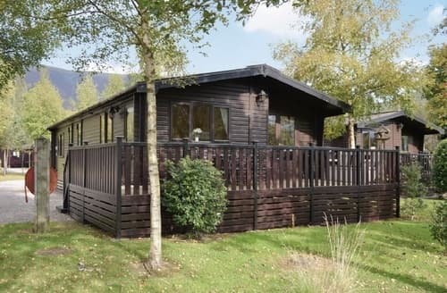 Big Cottages - Superb Keswick Lodge S84653