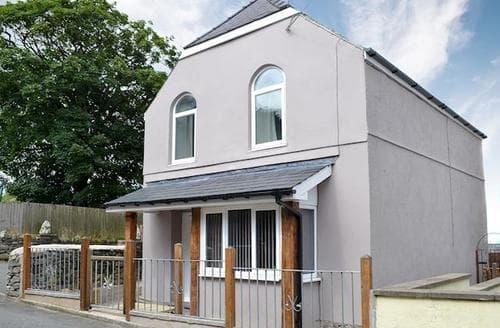Big Cottages - Quaint Caernarfon Cottage S84668