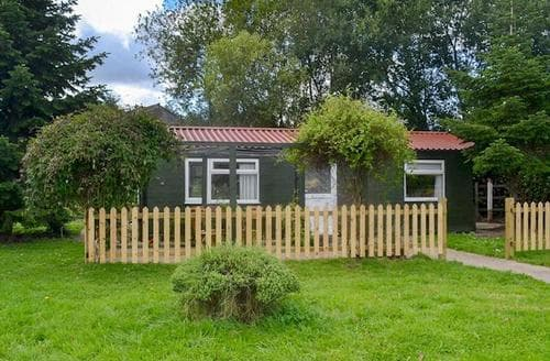Last Minute Cottages - Superb Lincoln Lodge S84829