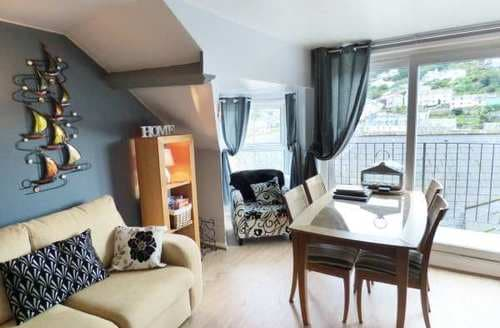 Last Minute Cottages - Looe View Apartment - Flat 11