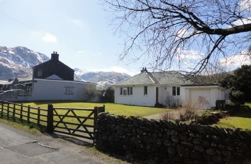 Last Minute Cottages - Excellent Buttermere And Borrowdale Cottage S85068