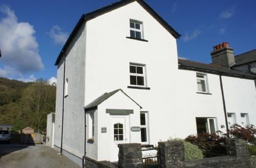 Last Minute Cottages - Quaint Buttermere And Borrowdale Cottage S85073