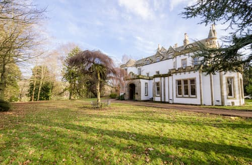 Big Cottages - Attractive Gorebridge Cottage S85140