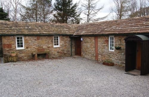 Last Minute Cottages - Exquisite Caldbeck Fells Lodge S85208