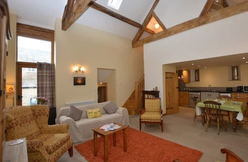 Last Minute Cottages - Lovely Hereford Barn S85403