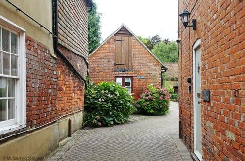 Last Minute Cottages - Exquisite Wye Cottage S85658