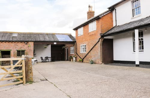 Big Cottages - Charming Lower Dean Cottage S85768