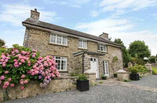 Last Minute Cottages - Ffynnon Hywel