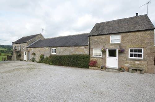 Last Minute Cottages - Exquisite Bakewell Barn S85904