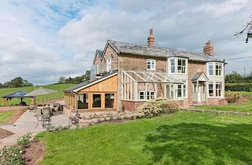 Last Minute Cottages - Gorgeous Ledbury Cottage S80439