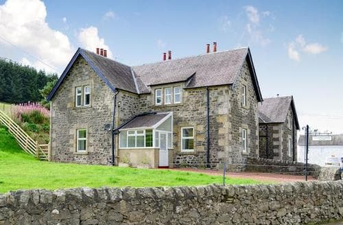 Last Minute Cottages - Gilkerscleuch Mains