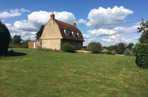 Big Cottages - Splendid Shalfleet Cottage S86196