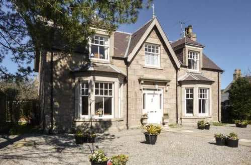 Last Minute Cottages - Splendid Ballater Cottage S86390