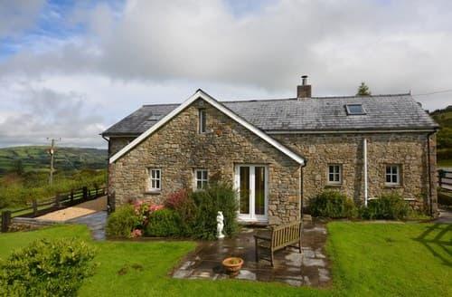 Big Cottages - Gorgeous Llandeilo Cottage S86414