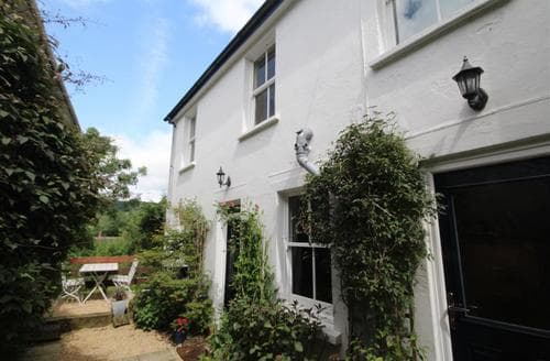 Last Minute Cottages - Inviting Eype Cottage S86455