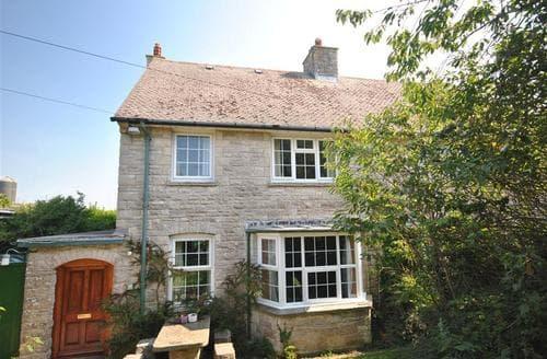 Last Minute Cottages - Inviting Worth Matravers Cottage S86535