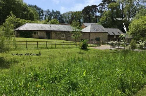 Last Minute Cottages - Bramble Lodge