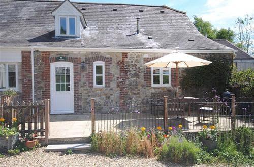 Last Minute Cottages - Haydon Barn