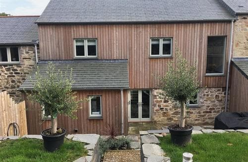 Last Minute Cottages - Luxury South Cornwall Cottage S86713
