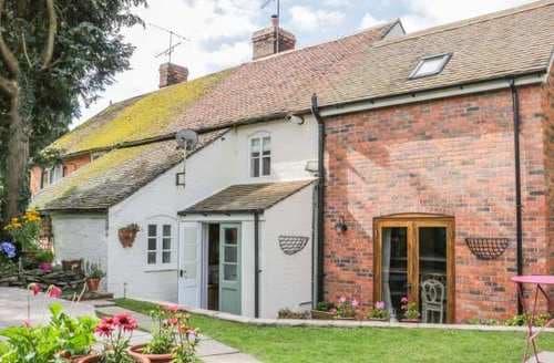 Big Cottages - Captivating Shropshire Cottage S86783