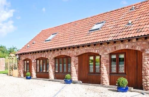 Big Cottages - Exquisite Sampford Brett Cottage S87000