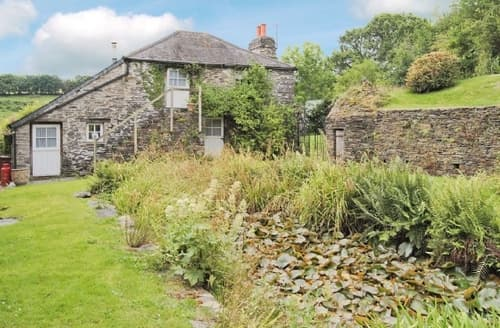 Last Minute Cottages - LILLY POND COTTAGE